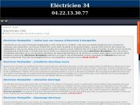 electricienmontpellier34.net