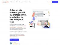 Créer un site Internet gratuit | Création de site web