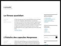 e-annuaire.ch Thumbnail