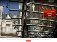 hotelchambiges.com