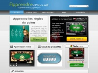 Jouer au Poker | Apprendre le Poker en Ligne
