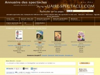 annuaire-spectacle.com