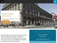 hotelparisnord.fr