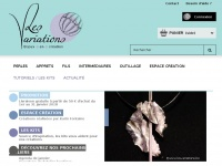 lesvariations-bijoux-creation.com
