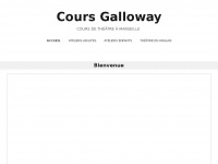 Coursgalloway.fr