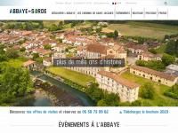 abbaye-sorde.fr
