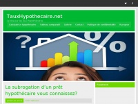 tauxhypothecaire.net