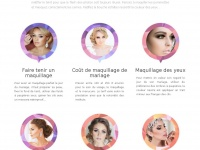 maquillage-mariage.net