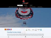 parasailingtorrevieja.com