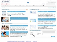 acuvue.fr