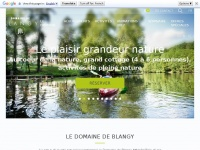 domainedeblangy.com