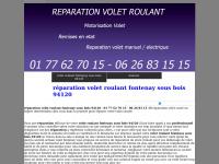 reparationvoletroulantfontenaysousbois.fr