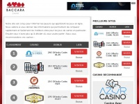 casinobaccara.fr Thumbnail