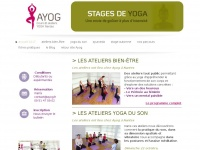 ayog-stages.fr Thumbnail