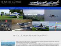 Aeroclub-antibes.fr