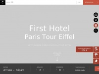 firsthotelparis.com