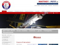 matthey-petit.ch
