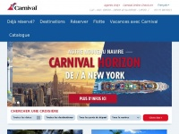 Carnivalcruiseline.fr