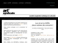 Artsyndicate.fr