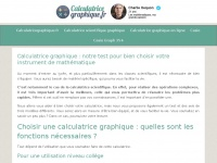Calculatricegraphique.fr