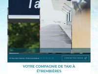 taxi-etrembieres.fr