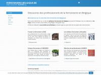 Ferronnerie-belgique.be