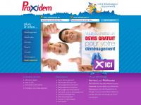 demenagement-proxidem.com