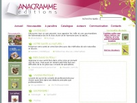 anagramme-editions.fr