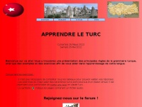 Apprendreleturc.fr