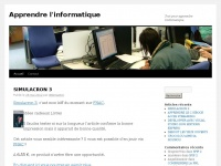 apprendreinformatique.fr