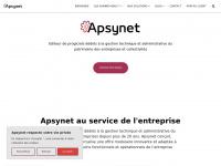Apsynet.fr