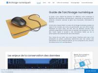 archivage-numerique.fr