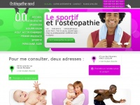 osteopathe-nord.com