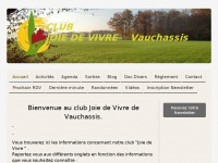 Clubjoiedevivrevauchassis.fr