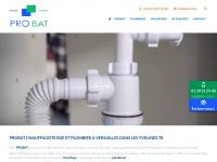 probat-chauffage-versailles.fr