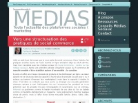 mediassociaux.fr Thumbnail