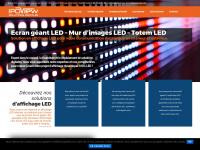 affichage-dynamique-led.com