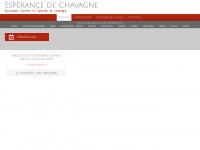 Esperancechavagne.fr