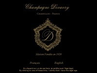 champagne-devavry.com
