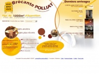 brocante-polliat.fr