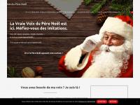La-voix-du-pere-noel.fr
