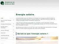 lenergie-solaire.net
