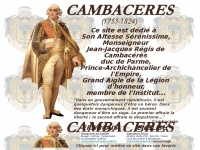 Cambaceres.fr