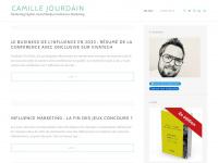 Camillejourdain.fr