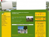 Camping-chateau-oseraie.fr