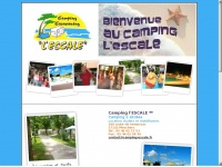 Camping-escale.fr