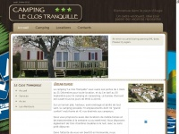 Campingleclostranquille.fr