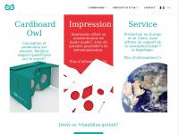 Cardboardowl.fr