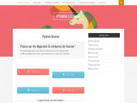 pyjama-licorne.fr