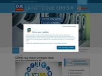 lanotequechoisir.org